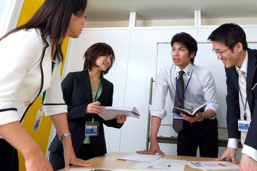 アサーティブなビジネスコミュニケーション