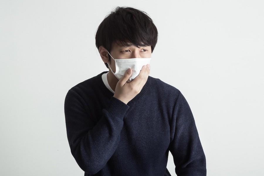 マスクをつける理由